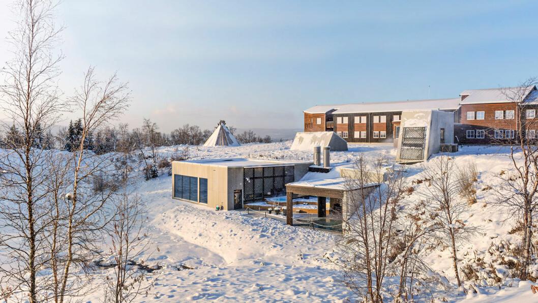 VALUTA FOR PENGENE: Våre hotelltestere er storfornøyd med Røros Hotell. Foto: Henrik Fjørtoft