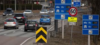 «Bare 10 prosent er knyttet direkte mot framkommelighet for bil»