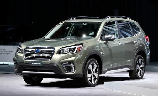 Denne Subaru'en vekker deg hvis du dupper av