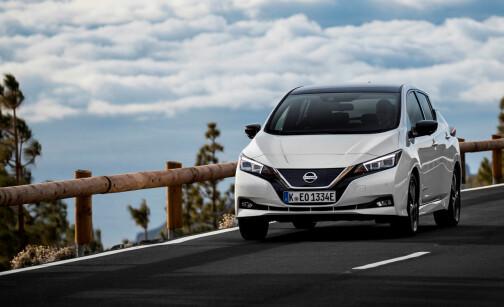 Nissan Leaf smadrer salgsrekordene
