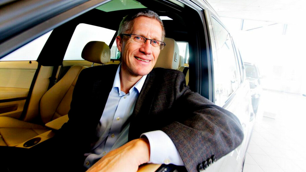 LETT VALG: – Elbil-fordelene er rett og slett veldig bra. Det er en no-brainer, gitt det nivået vi nå ser på avgifter og bompenger, sier Erik Andresen, direktør i Bilimportørenes Landsforening.
