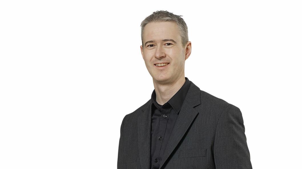 NAF-EKSPERT: Tom Andre Nilsen.