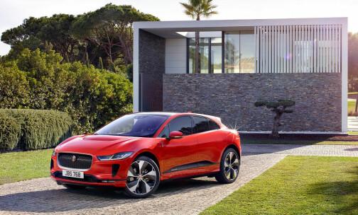 Ny elbil gir historisk Jaguar-salg