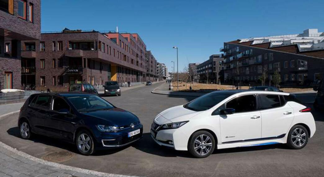 Frp-topp vil innføre elbil-moms snarest mulig