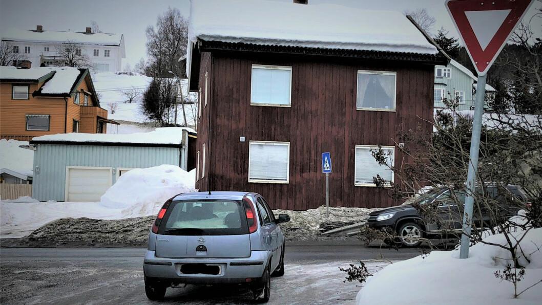 TRE PRIKKER: Bryter man vikepliktsreglene får man tre prikker i førerkortet. Foto: Geir Røed