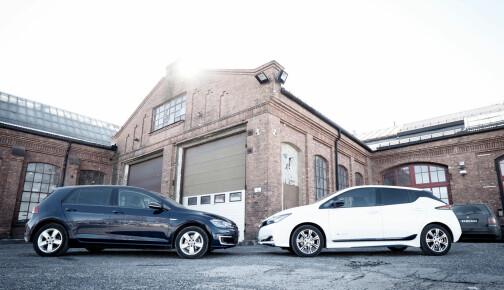 VW Golf tilbake på topp