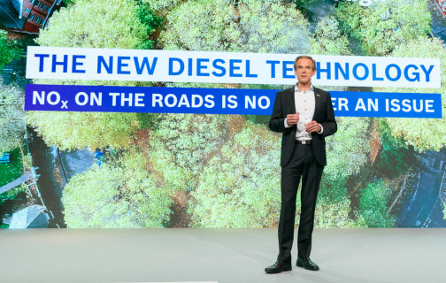 Har Bosch nå revolusjonert diesel-teknologien?