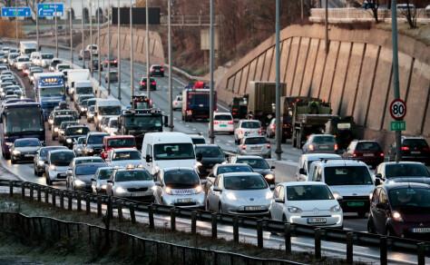 Dette er kommunen med flest biler pr innbygger