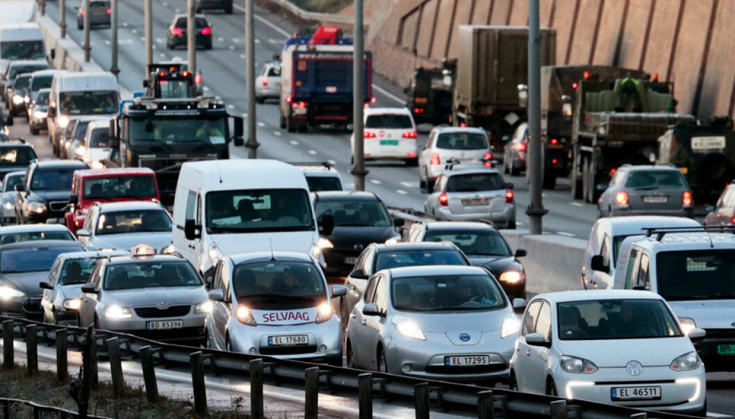 Bilistene betaler over 12.000 for hvert utslippstonn