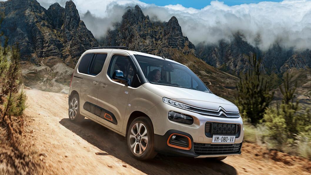 3. GENERASJON: Citroën Berlingo