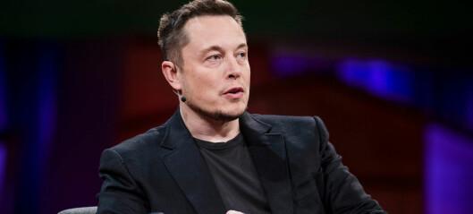 ‒ I dag kan Tesla være verdsatt for høyt