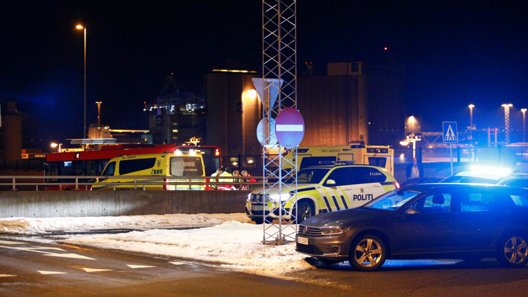 FALLENDE KURVE: 24 mennesker mistet livet i trafikken i årets fire første måneder. Gjennomsnittet for første tertial i årene 2008-2017 er 46 drepte. Foto: Audun Braastad/NTB scanpix