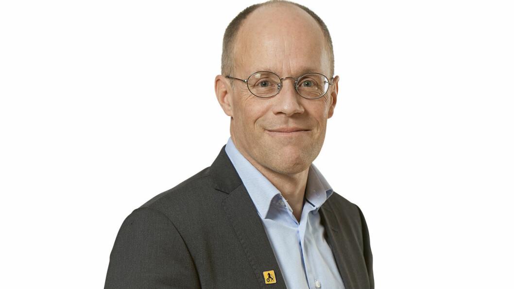 RIMELIG REAKSJON: Det bør være en nedre grense for hvilken uaktsomhet som medfører straff, mener NAF-advokat Jens Christian Riege.