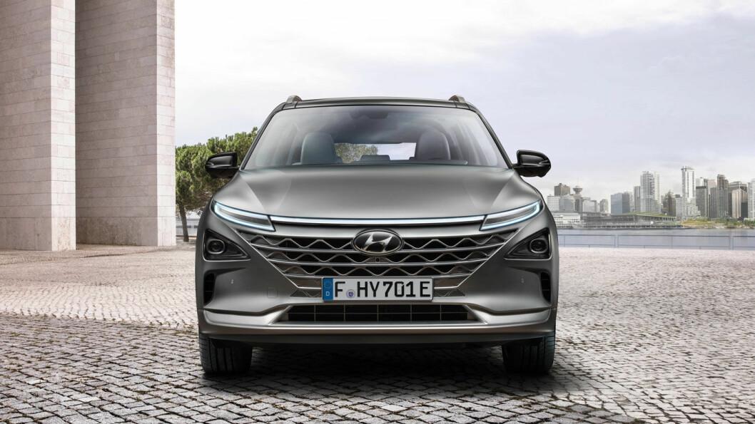 BARE VANN: Hyundai Nexo