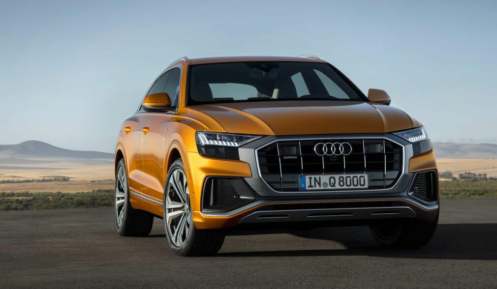 – Audi har planene klare for neste store el-SUV