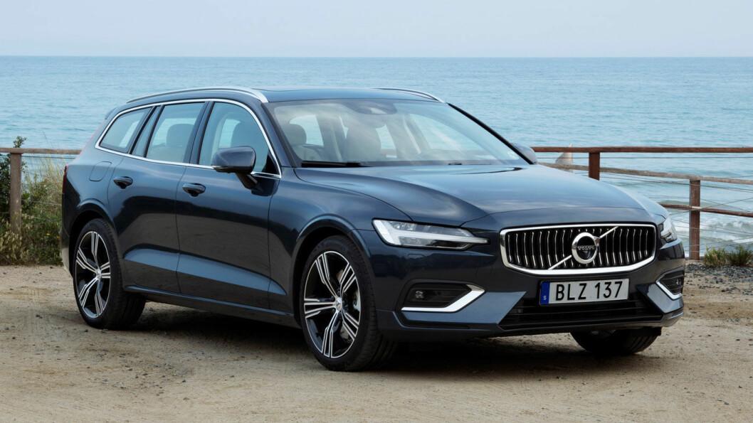 DIESEL: Volvo V60 D4
