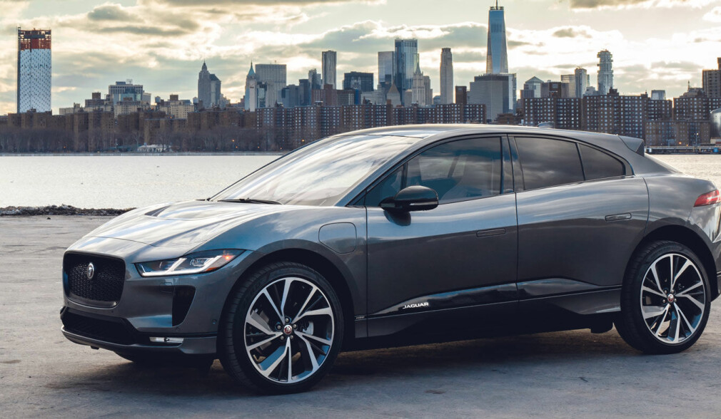 Vurderer å gjøre Jaguar til et rent elbil-merke