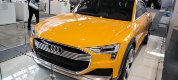 Hydrogenbil klar i løpet av året