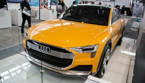 «Audis hydrogenbil kommer snart»