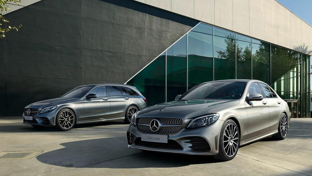 IKKE BULK: Hvis noen sneier borti din nye Mercedes på p-plassen, tar det bare noen sekunder før du varsles.