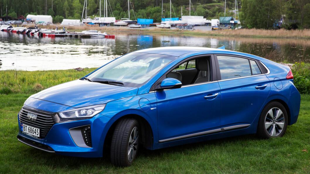 HVA SKAL DU VELGE: Hybrid, ladbar hybrid eller elbil? Leaseplan har gjort et regnestykke og er ikke i tvil om hva som lønner seg økonomisk. Foto: Tom Hansen