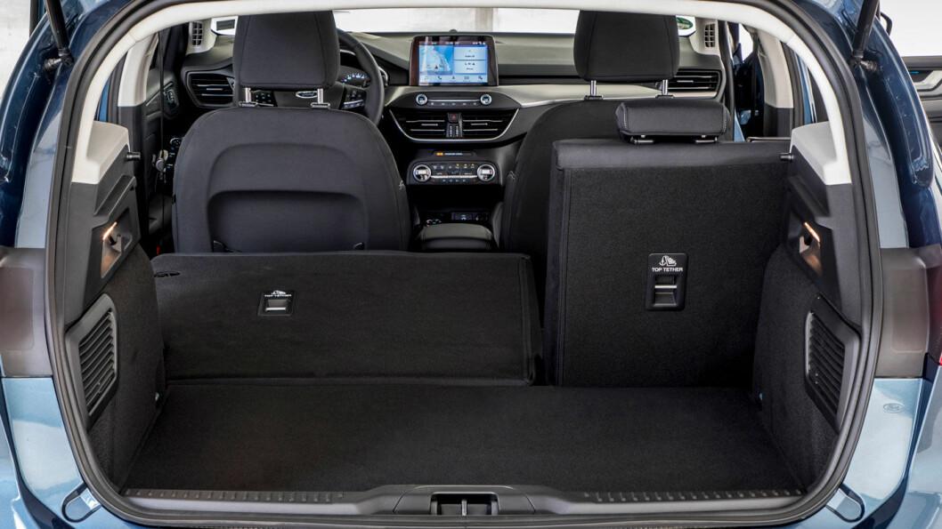 VELUTSTYRT: Ford Focus Titanium