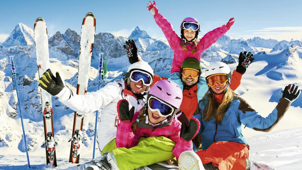 VINTERFERIEDRØMMEN: Engelberg i de sveitsiske alpene er et flott skisted som passer både for familier, nybegynnere og skientusiaster. I år tilbyr vi turen både i uke 8 og uke 9.