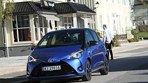 Klarer ikke 50 prosent på strøm som Toyota lover