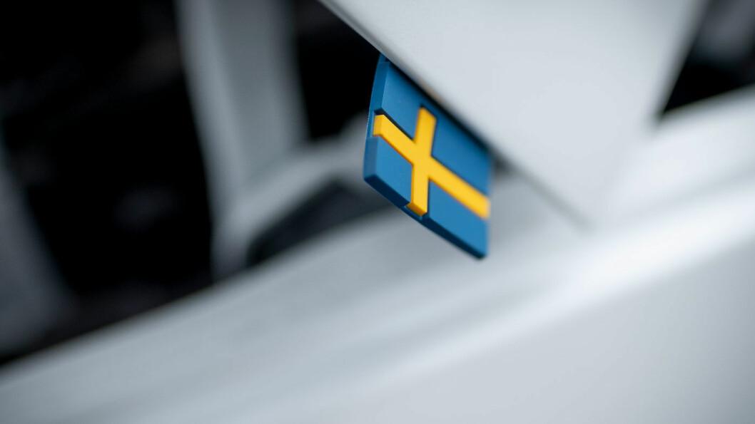 NOE Å FLAGGE FOR? Ingen tvil om hvem som lager Volvo…