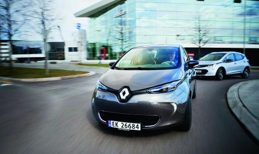 Dobler produksjonen av Renault Zoe