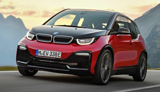 Varsler kraftig batteri-oppgradering på BMW i3