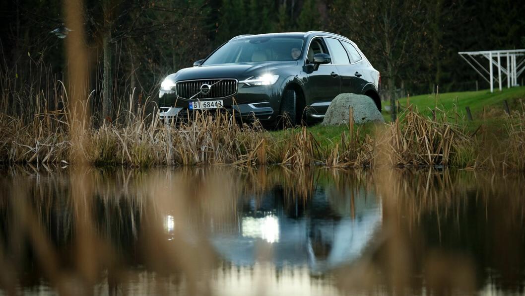ÅRETS BIL 2017: Volvo XC60.