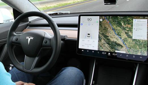 Sjåfører kan bli søvnige av førerstøtte-systemene