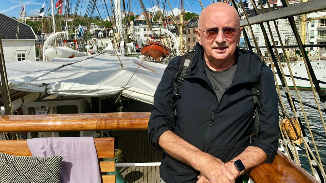 ADVARER: Økonomiprofessor Steinar Strøm mener utredningsarbeidet for en ferjefri E39 ikke holder mål. E39-prosjektet er et av de største i Nasjonal Transportplan. Foto: Peter Raaum
