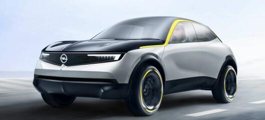 Opels elektriske farvel med fortida