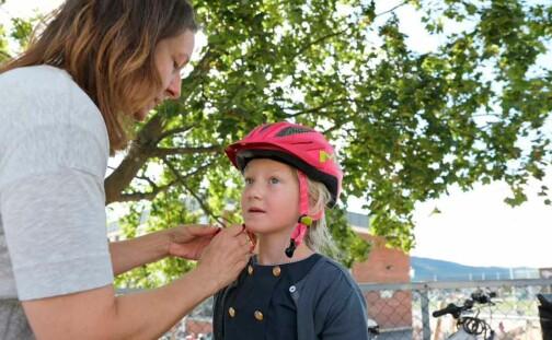 De dårligste hjelmene gir fire ganger så høy risiko for hodeskader