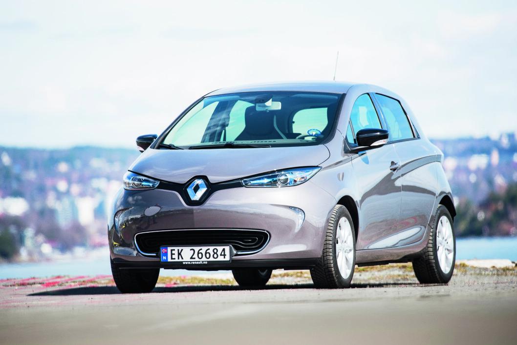 74 POENG: Renault Zoe