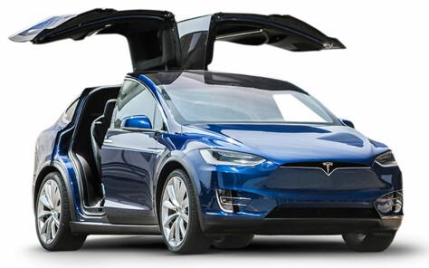 Leasingveksten holder seg, jubelmåned for Tesla