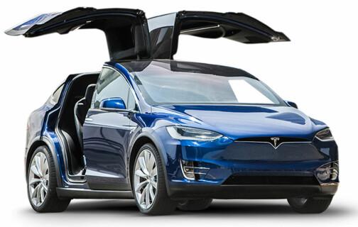 Tesla setter NED prisene