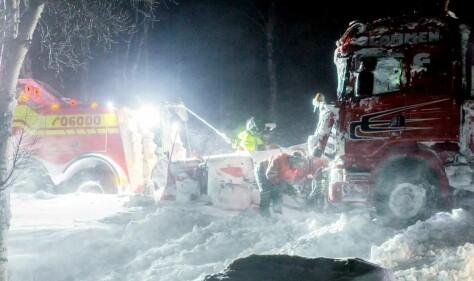 Norske helter på vinterveiene