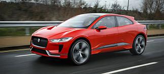 Jaguars Tesla-killer klar for salg