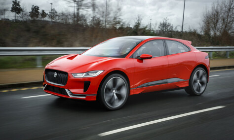 «Da jeg så Jaguar I-Pace, var det uaktuelt å kjøpe Tesla»