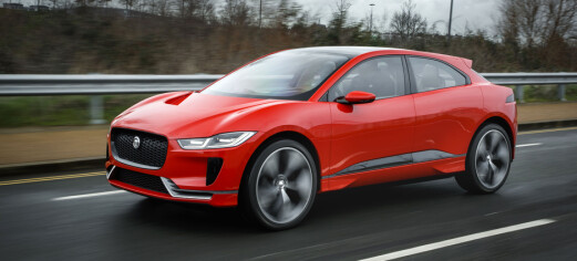 Jaguars Tesla-killer klar for salg
