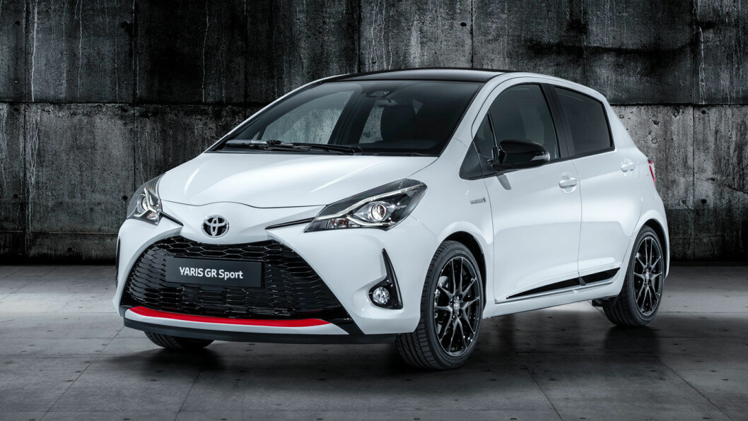 FULL FART: Toyota Yaris GR Sport
