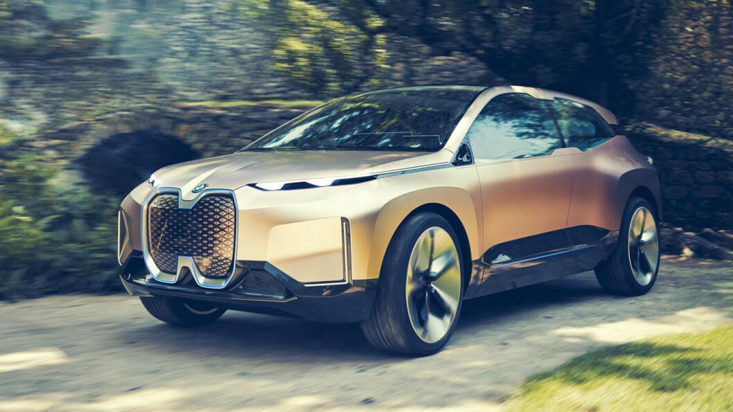FRAMTIDA: BMW iNEXT