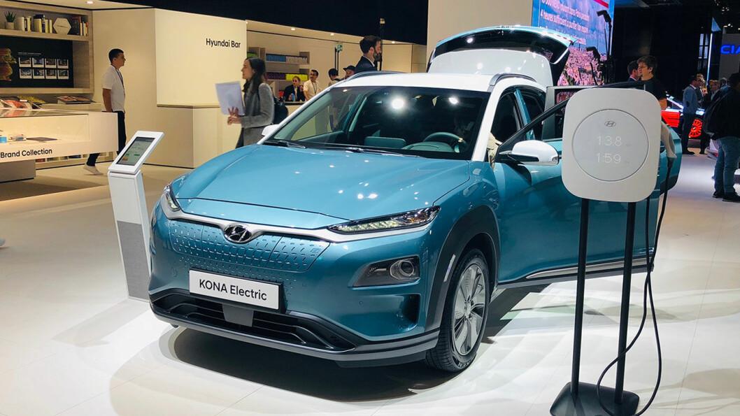 MYE FOR PENGENE: Hyundai KONA electric