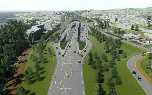 Bråstopp for ny motorvei