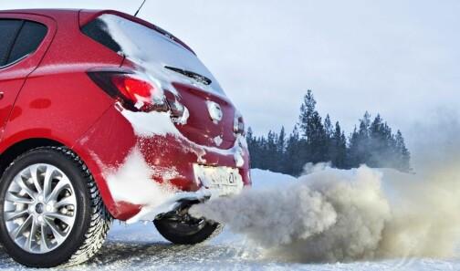 Tyske bilprodusenter kaller tilbake 630.000 biler