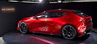 Wankelmodige Mazda
