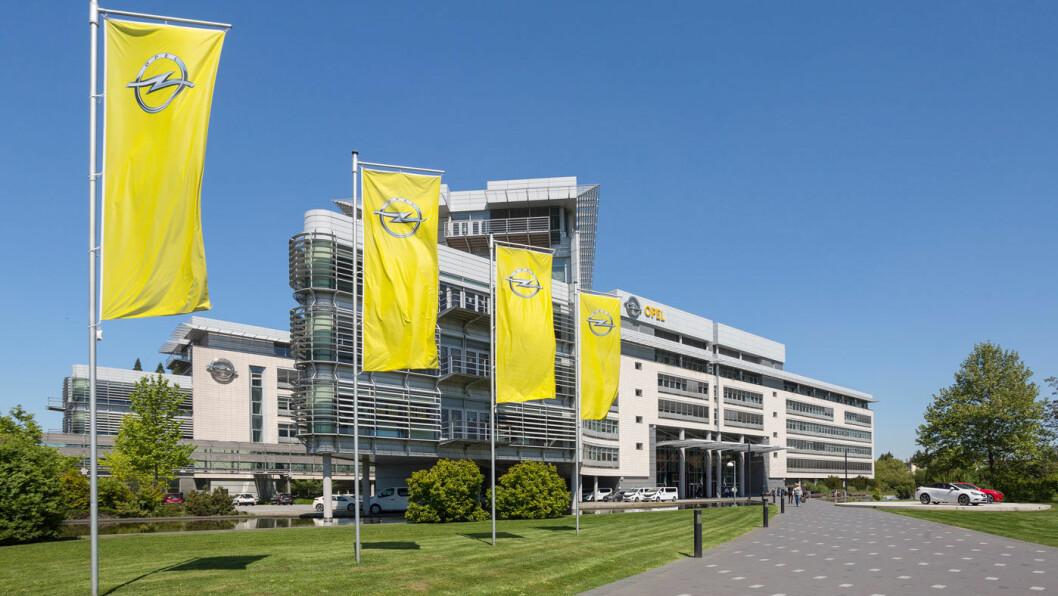 MISTANKE: Tyske myndigheter etterforsker nå Opel for omfattende juks med dieselbilers utslipp.